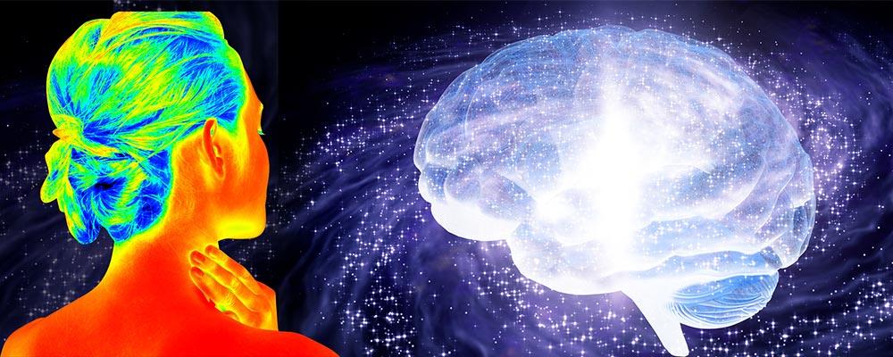 脳を興奮させる媚薬のイメージ