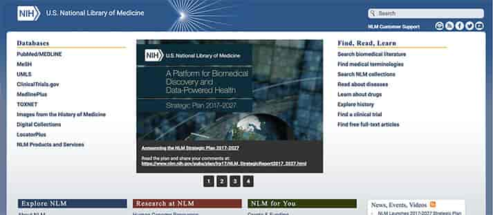 National Library of Medicine - National Institutes of Health